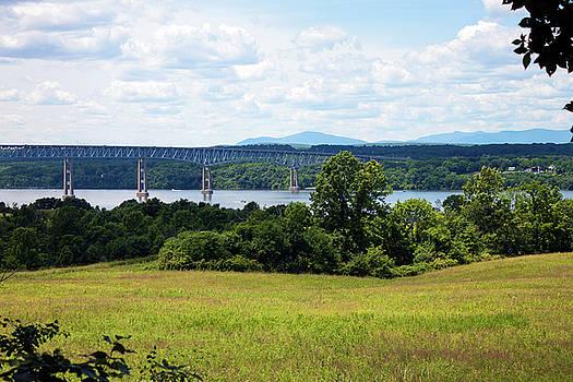 Bridge Over the Hudson by Jeff Severson