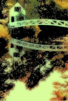 Bridge over the River by Carol Kinkead