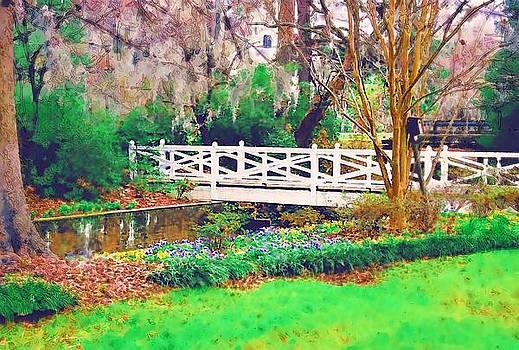 DONNA BENTLEY - Bridge over Troubled Waters