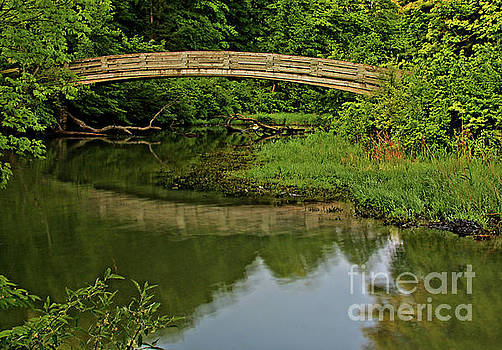 Bridge Over Untroubled Waters by Matthew Winn