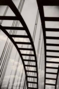 TONY GRIDER - Bridge Portrait Open Edition Monochrome