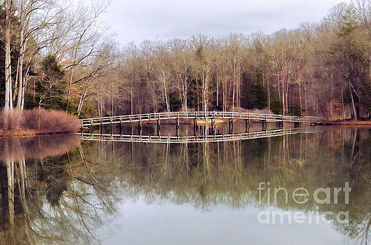 Bridge Reflections by Kerri Farley