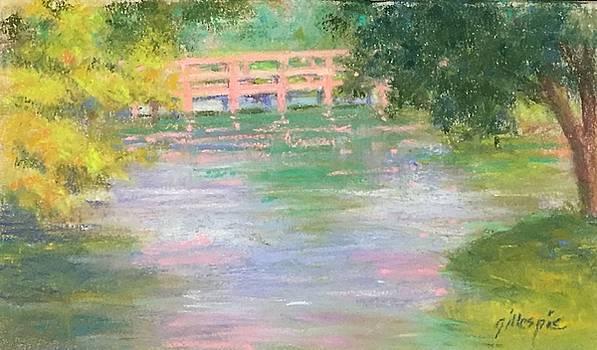 Bridge Reflections by Michael Gillespie