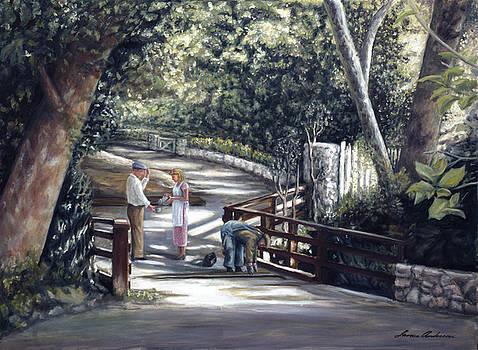 Bridge Repair by Lance Anderson