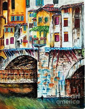 Bridge The Gap by Maria Barry