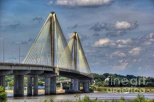 Bridge to Alton by Denny Ragan