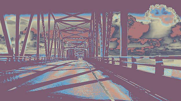 bridge to Astoria #6 by Anne Westlund