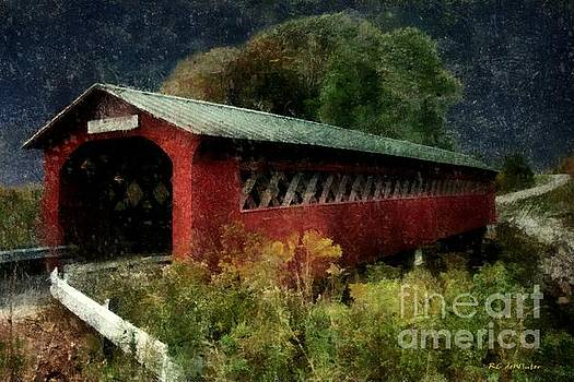Bridge to the Past by RC deWinter