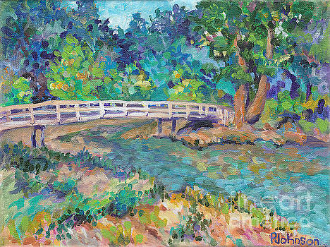 Peggy Johnson - Bridge to the Woods