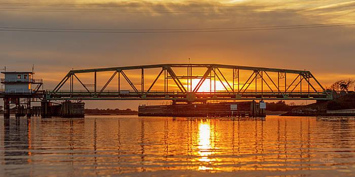 Bridge to Tranquility  by Betsy Knapp