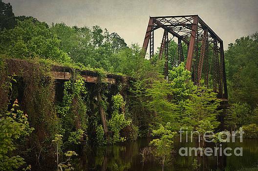 Bridge to Yesterday by Lisa Holmgreen