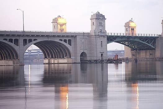 Bridge Towers by George Lovelace