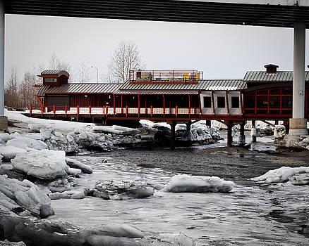 Bridge Under A Bridge by Jeannette Reddington