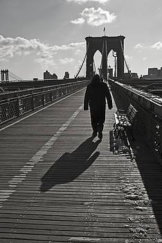 Bridge Walk by Andrew Kazmierski