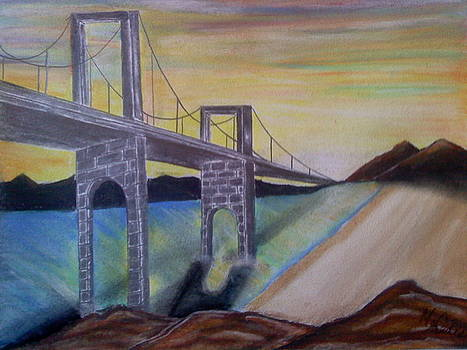Bridges by Mercedes Cardenas