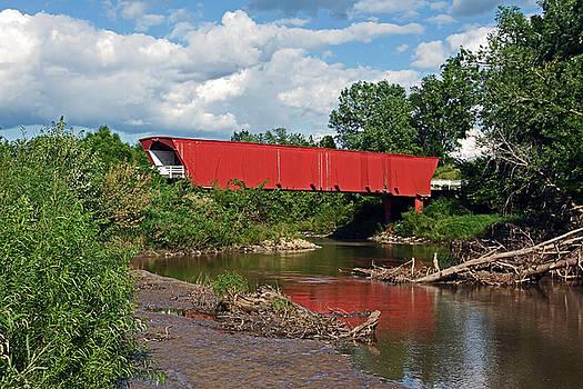 Bridges of Madison County 2 by Steve  Yezek