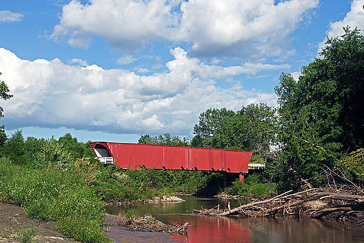 Bridges of Madison County 4 by Steve  Yezek