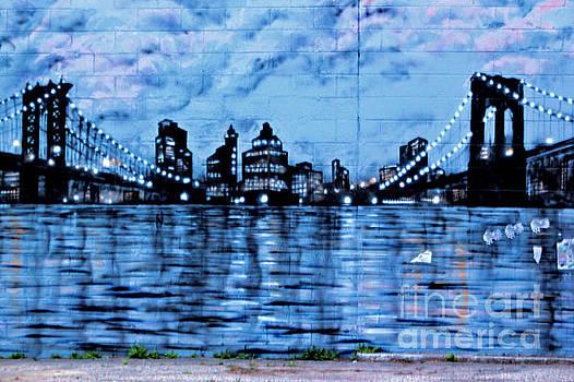 Bridges to New York by Vickie Johnson