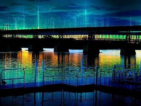 Bridgescape by Deborah Kunesh