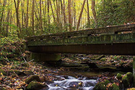 Bridging the Gap by Blue Ridge Mountain Life