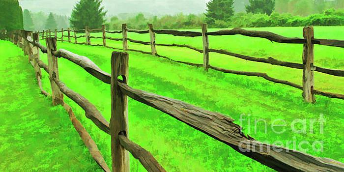 Bridle Trail by L J Oakes