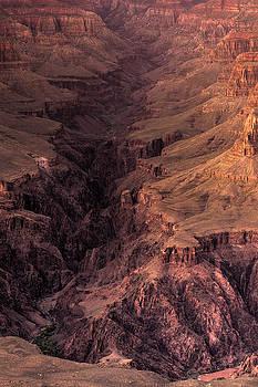 Steve Gadomski - Bright Angel Canyon Grand Canyon National Park