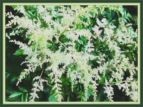 Bright Art Of Flowers by Debra Lynch