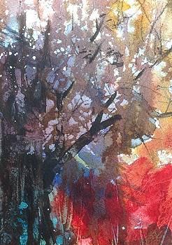 Bright Autumn Sparkle by Sarah Guy-Levar