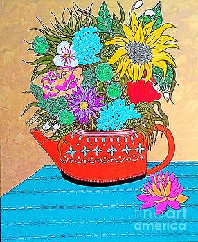 Bright Bouquet by Amy Sorrell