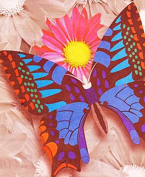 Anne-elizabeth Whiteway - Bright Butterfly Full of Promise