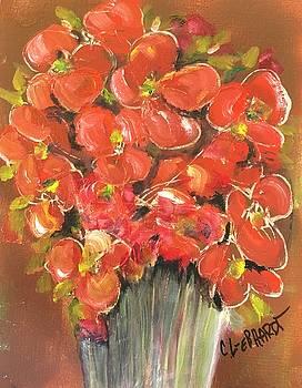 Summer flowers by Chuck Gebhardt