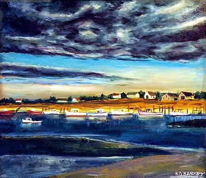 Bright Harbor by Robert Harvey