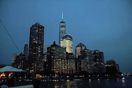 Bright Lights, Big City by Elom Bowman