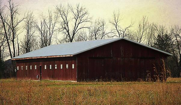Bright Road Barn by Christina Treece