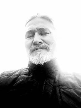 Bright Sun Cold Foggy Day by Brian Sereda