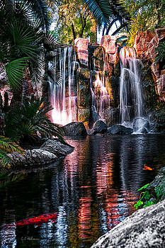 Christopher Holmes - Bright Waterfalls