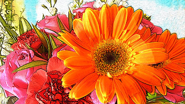 Brightening Up The Table by Bobbie Barth