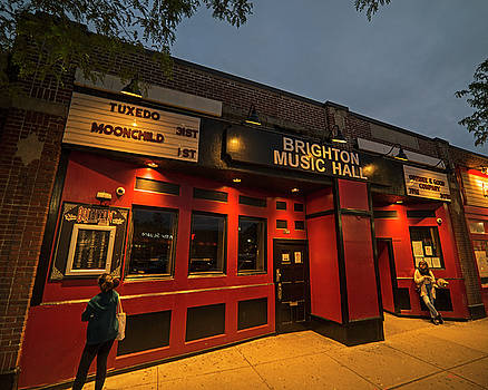 Brighton Ave Allston MA Brighton Music Hall by Toby McGuire