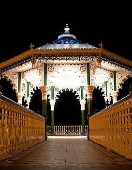 Brighton Bandstand by Darren Kearney