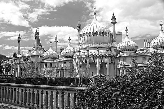 Venetia Featherstone-Witty - Brighton Royal Pavillion