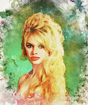 John Springfield - Brigitte Bardot, Actress