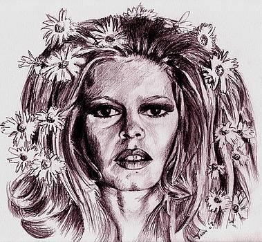 Toon De Zwart - Brigitte Bardot