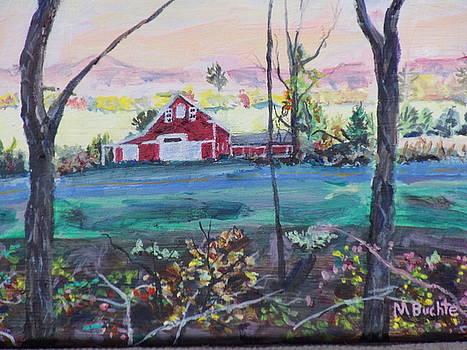 Brilliance of Autumn by Margaret Buchte