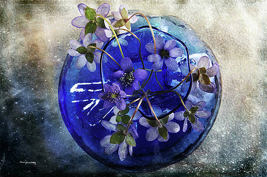 Brilliant Blue by Randi Grace Nilsberg