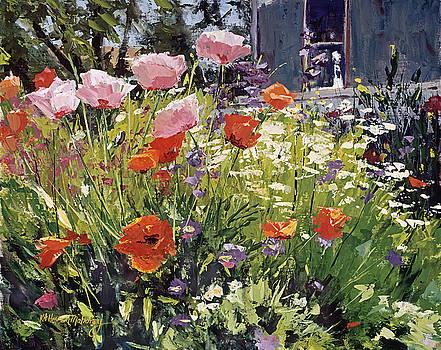 Brilliant Garden by Kit Hevron Mahoney