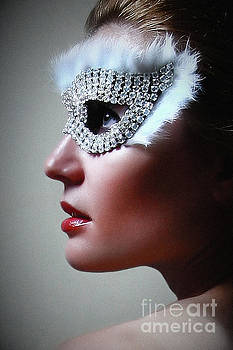 Dimitar Hristov - Brilliant Venetian Eye mask