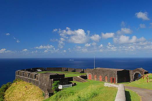 Gary Wonning - Brimstone Hill Fortress