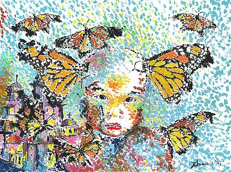Bring her home safely, Morelia- Sombra de Arreguin by Doug Johnson