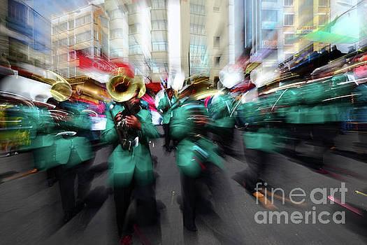 James Brunker - Bring on the Brass Band 1
