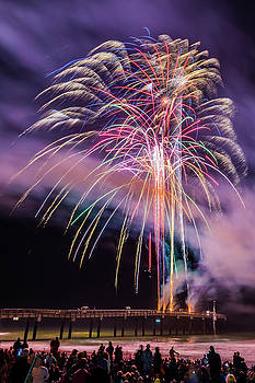 Bringing in the New Year by Stacey Sather